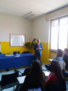 Paolo Cappelli Seminario Interpretare la Difesa e la Sicurezza