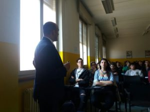 Paolo Cappelli - Seminario Interpretare e tradurre la difesa e la sicurezza